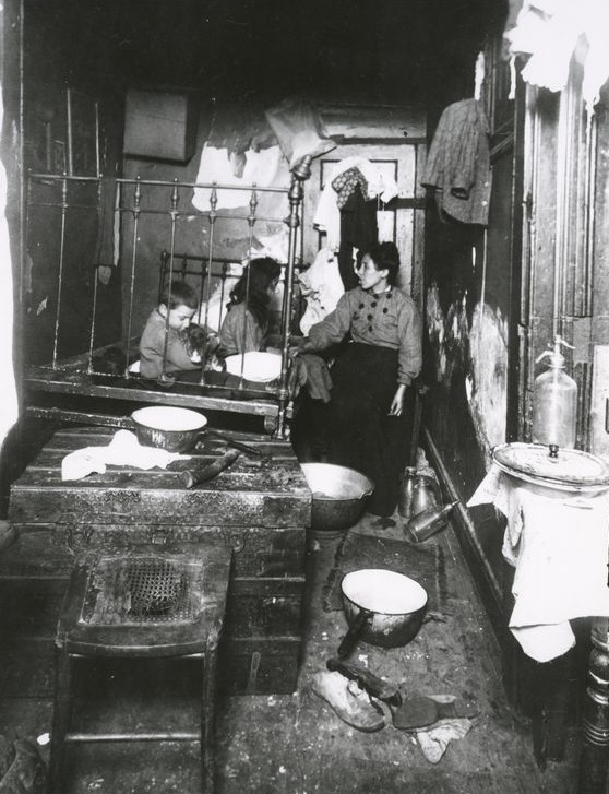 the problem of poverty and poor living conditions in the late 19th and early 20th centuries in the u Library of congress the late 19th-century united states is probably best known for that served to publicize their grievances about working conditions and.