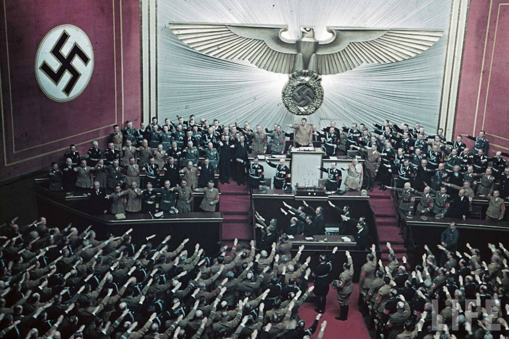the three components of fascism Get information, facts, and pictures about fascism at encyclopediacom make research projects and school reports about fascism easy with credible articles from our free, online encyclopedia and dictionary.