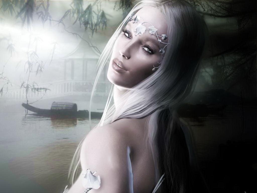 Бал Континента. Экзотические наряды fantasy_girls_1476