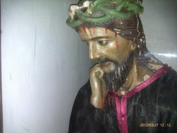 Христос в темнице