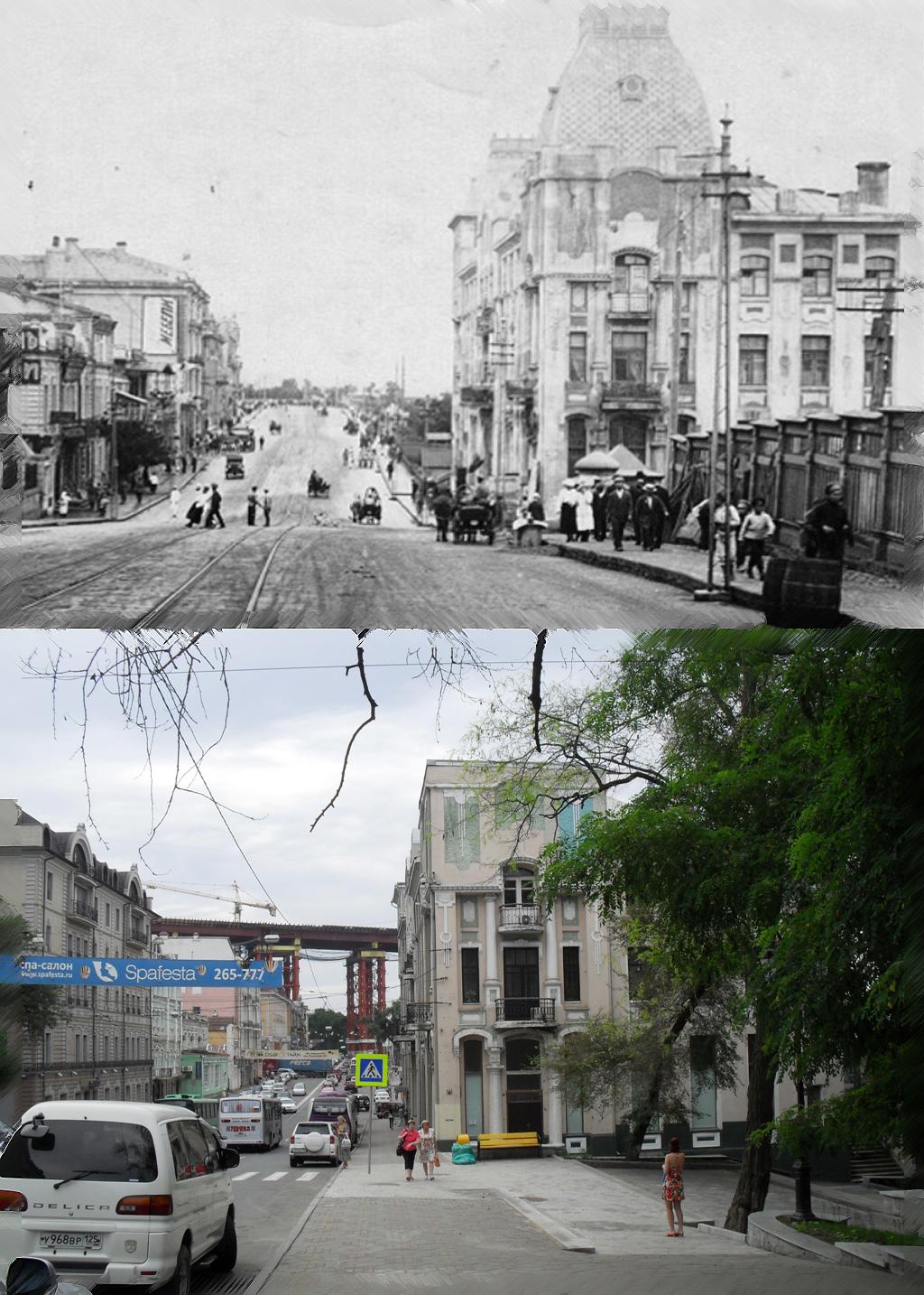 светланская 50, бывший кинотеатр комсомолец