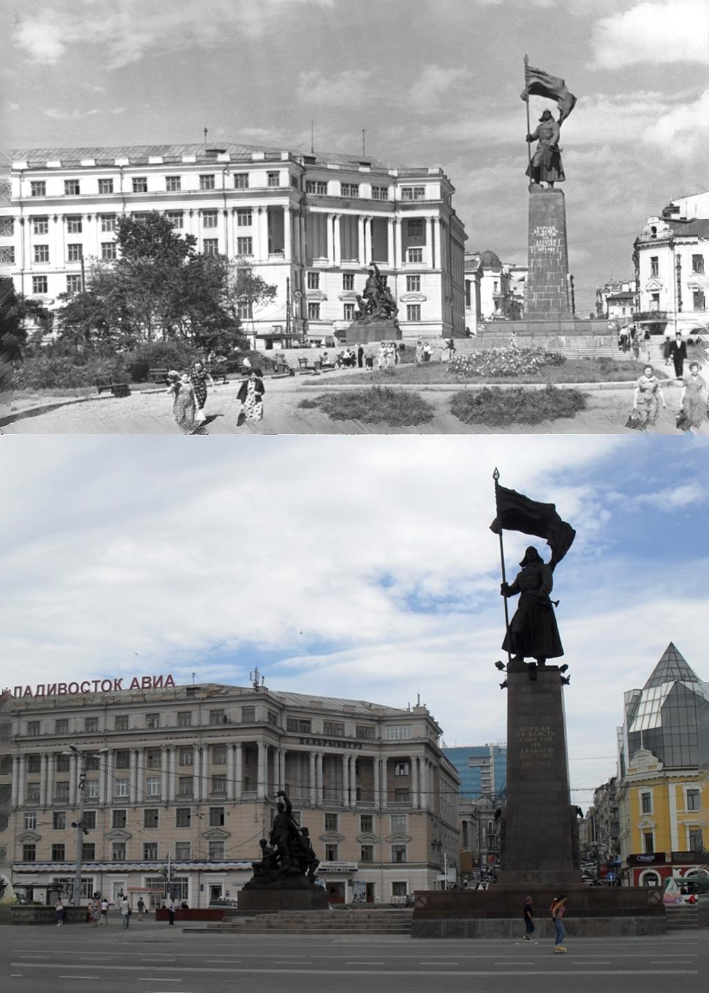 памятник борцам за власть совета