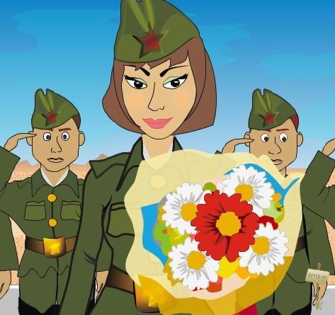 ❶Девушка защитник отечества|Стикер с 23 февраля|Defender of the Fatherland Day - Wikipedia|Defender of the Fatherland Day|}