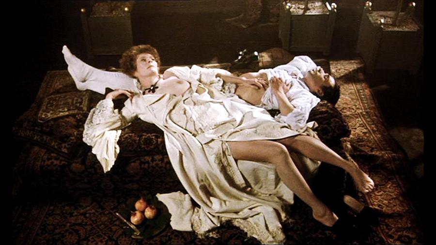 Эротические фильмы с элементами порно стрекозы 2001