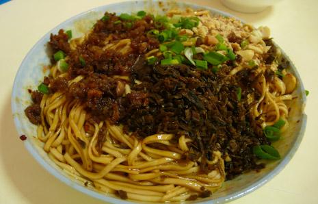 Yibin Braised Noodle @ Yibin Ranmian
