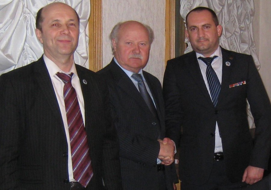 Амельченко, Турбин, Калинин