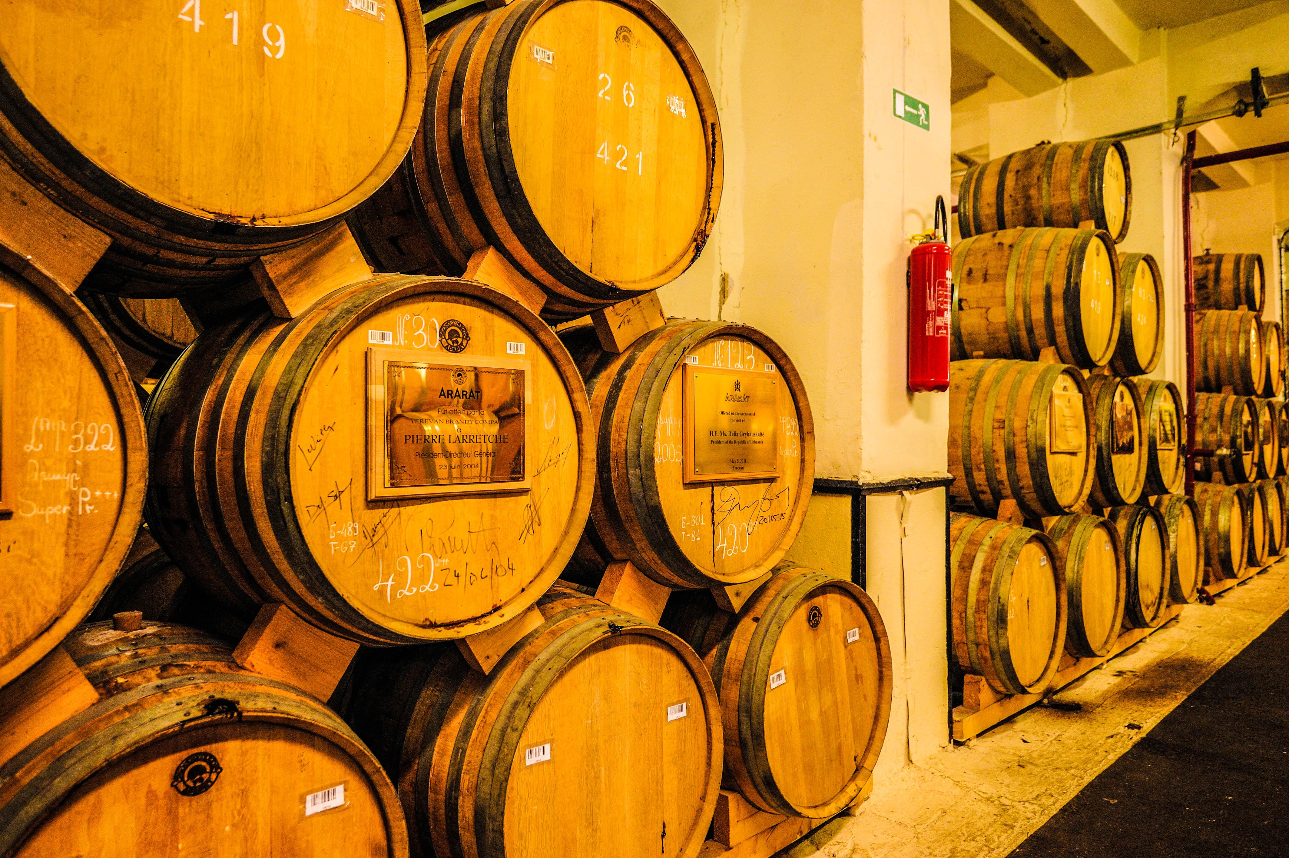 barrels named