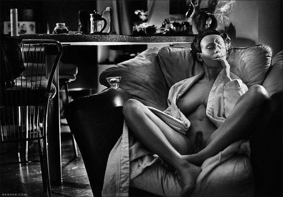 Худые современные фотографы и их эротические работы