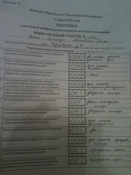Vidannaja kopia protokola 1105 - falshivka str 1