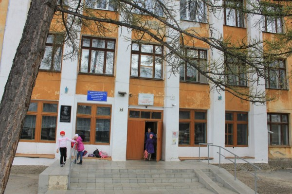 Школа № 8, Ирбит