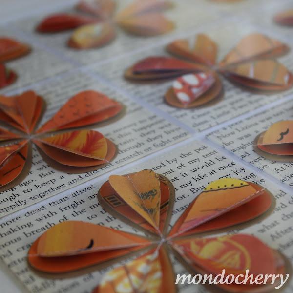 Petals -orange
