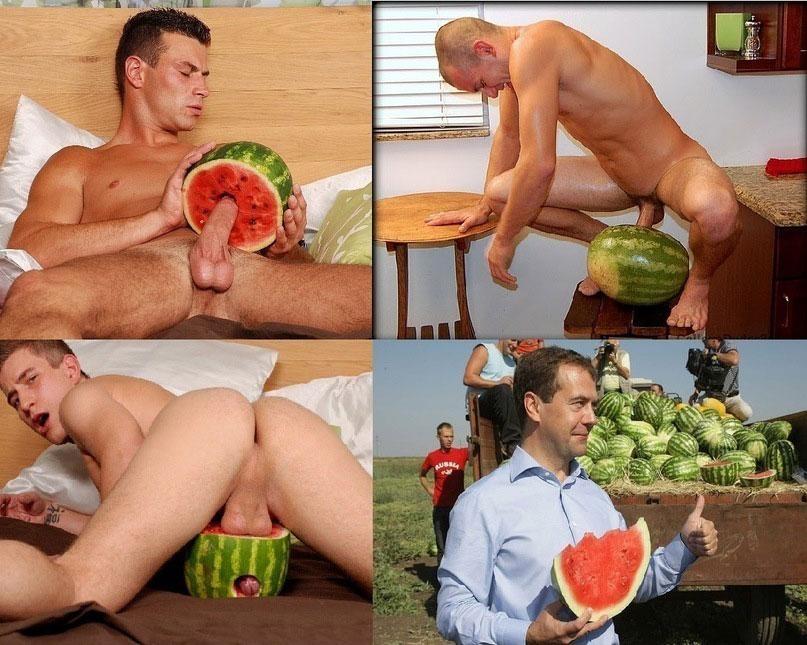 Видео порно с арбузом — photo 7