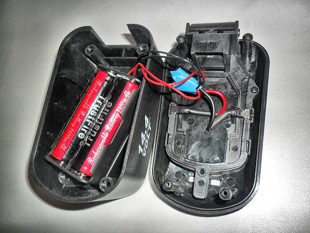 Батареи после замены