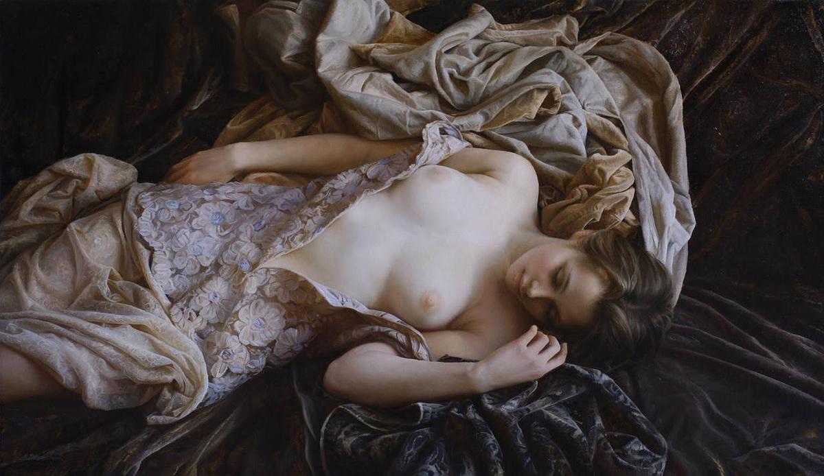 Картины эротика